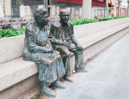 Zusammen alt werden