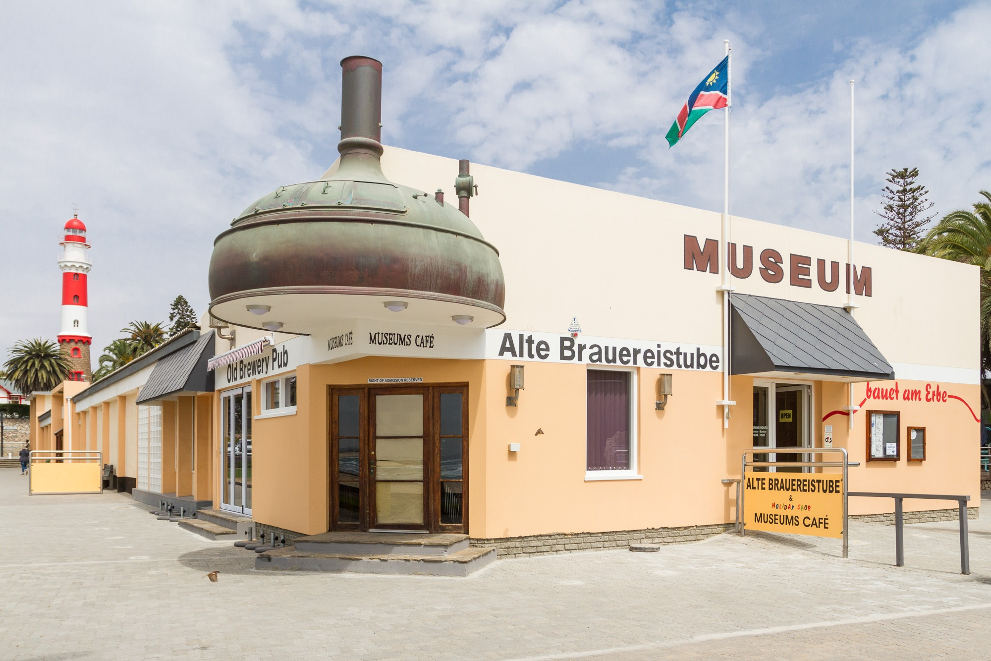 Alte Brauereistube Swakopmund Namibia