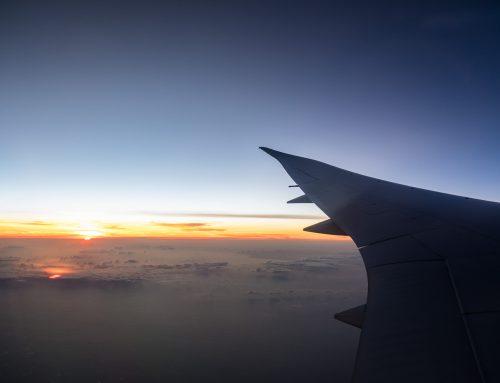 Tag 21: Rückflug nach München