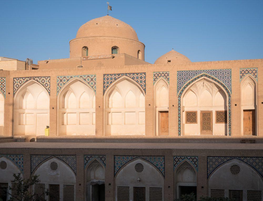 Tag 2: Entführt in Kashan