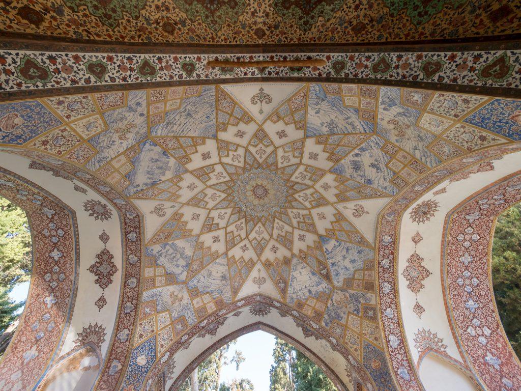 Mosaik Fin Garten