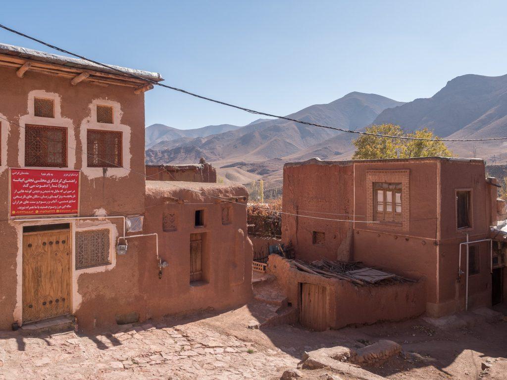 Lehmhäuser Abyaneh