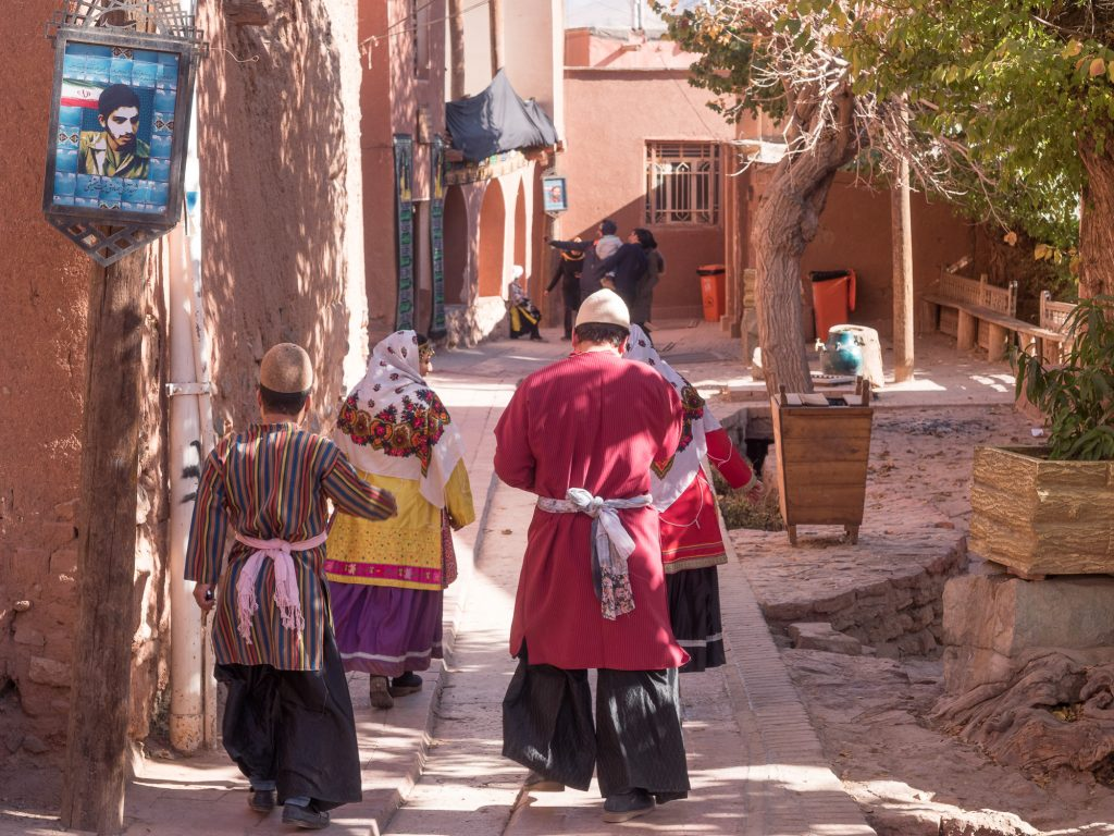 Tracht in Abyaneh