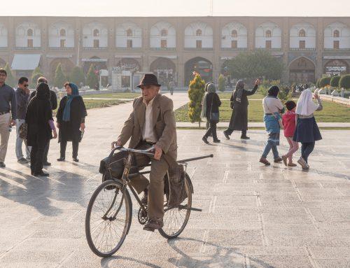 Tag 6: Mit Master Yoda Esfahan entdecken