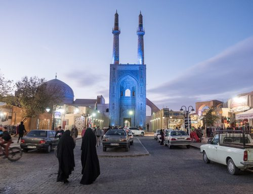 Tag 11 – Morgengrauen in Yazd