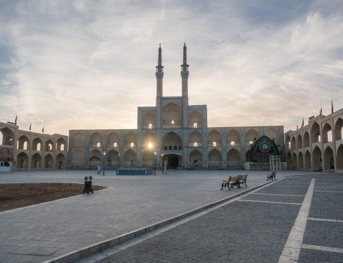 Tag 12 – Die Gassen von Yazd