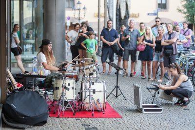 Schlagzeuger Bardentreffen 2018